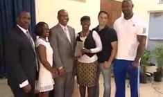 Get Well Bahamas Fitness Challenge Awards Ceremony